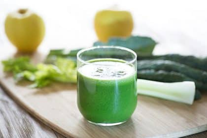 5 Receita de Suco Detox de Couve para Emagrecer