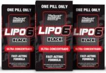 Termogênico Lipo 6 Black - O que é para que serve, benefícios, colaterais e como tomar