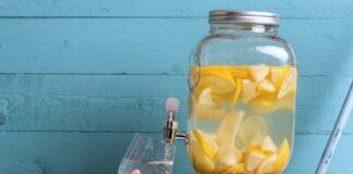 Benefícios da água com Limão em Jejum para Emagrecer
