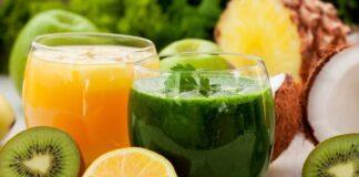 Benefícios do Suco Detox para Emagrecer