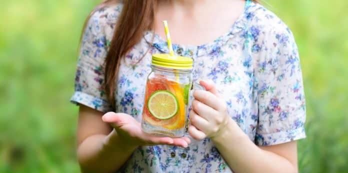 Lista de alimentos detox para Emagrecer