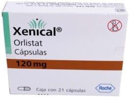 Xenical comprimidos para adelgazar