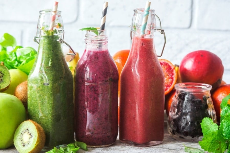 simple Detox Juices for Slimming (to make at home)