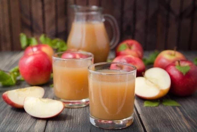 Suco detox de maça para emagrecer (acelere o metabolismo)