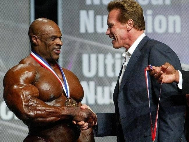 Rei Ronnie Coleman