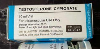 Cipionato de Testosterona - Benefícios, Colaterais e Ingestão