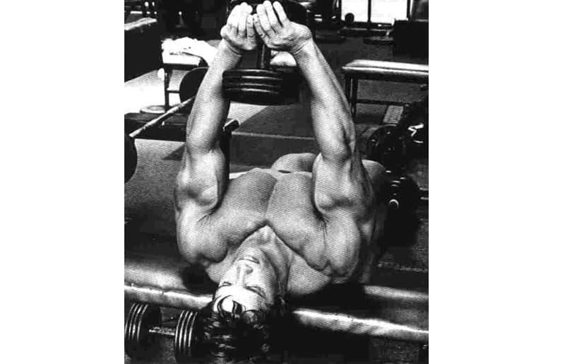 Treino de Peito do Arnold Schwarzenegger Pullover