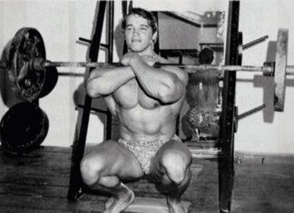 Treino de Pernas do Arnold Schwarzenegger