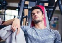 Desanimado da Musculação