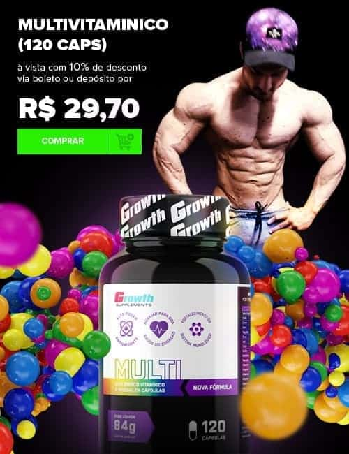 Multivitaminico Growth
