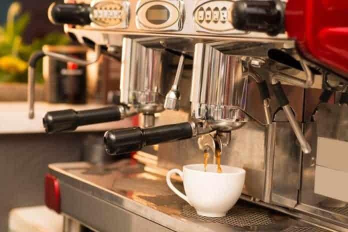 Café preto antes do Exercício