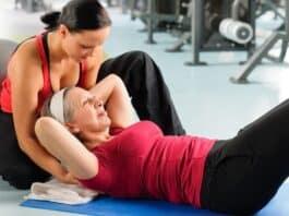 Exercícios na Menopausa