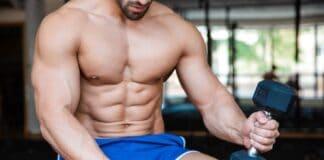 Rotina de Treino de Bíceps e Tríceps